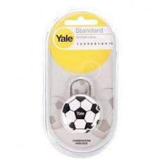 Visiaci zámok YALE Y-FOOTBALL