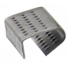 Oceľová spona plechová 19 mm 500 ks (11/7)