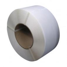 Páska polypropylenová PP 19 x 0.90/200/1100 m/biela (7) do páskovača