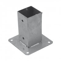 Kaslík na platničke 100x100x150 mm
