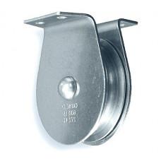 Oceľová kladka s prírubou typ 2 5/50 mm