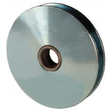 Oceľová kladka s klzným ložiskom 10/125 mm
