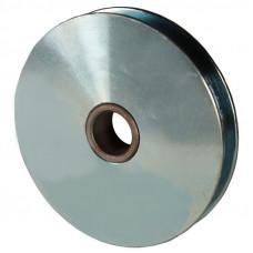 Oceľová kladka s klzným ložiskom 6/75 mm
